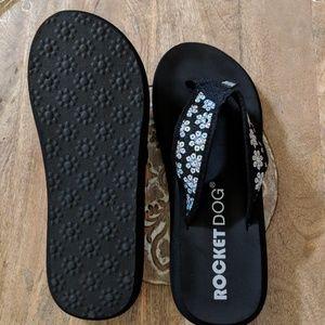 Rocket Dog Shoes - Rocket Dog Sunny Popstar Flip Flops